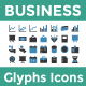 Business Two Color Icons