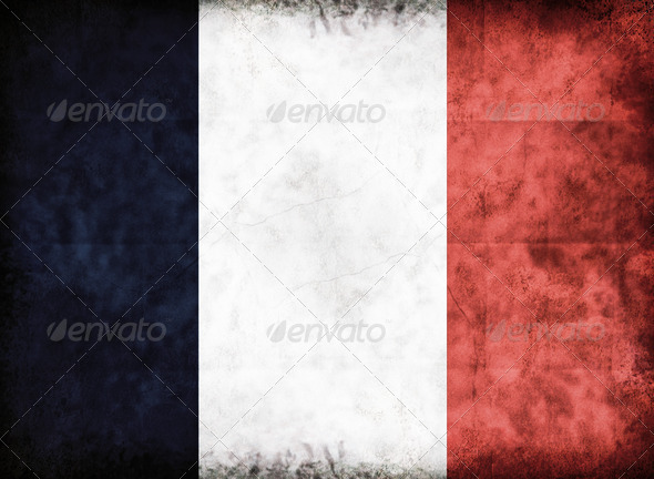 Old Flag - Stock Photo - Images