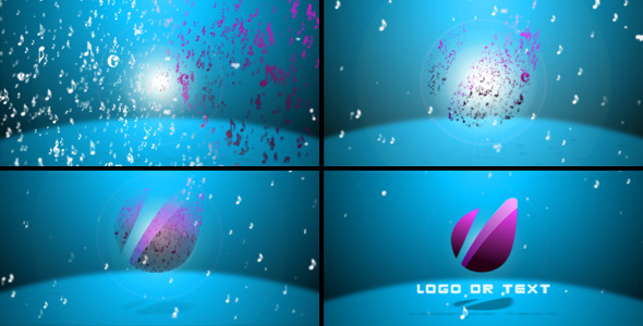 After Effects Project - VideoHive Musical Logo 1877031