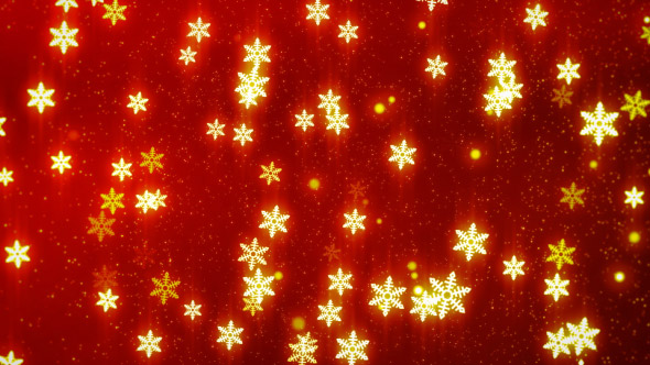 VideoHive Christmas Background 19088874