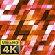 Twinkling Hi-Tech Slant Squared Light Patterns - Pack 01