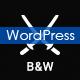 Black&White - Creative Multipurpose WordPress Theme