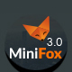 MiniFox - Onepage and Multipage HTML Template