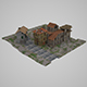Low Poly Medieval Towns