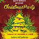 Christmas Party Invitation Flyer/Poster | PSD Flyer Template