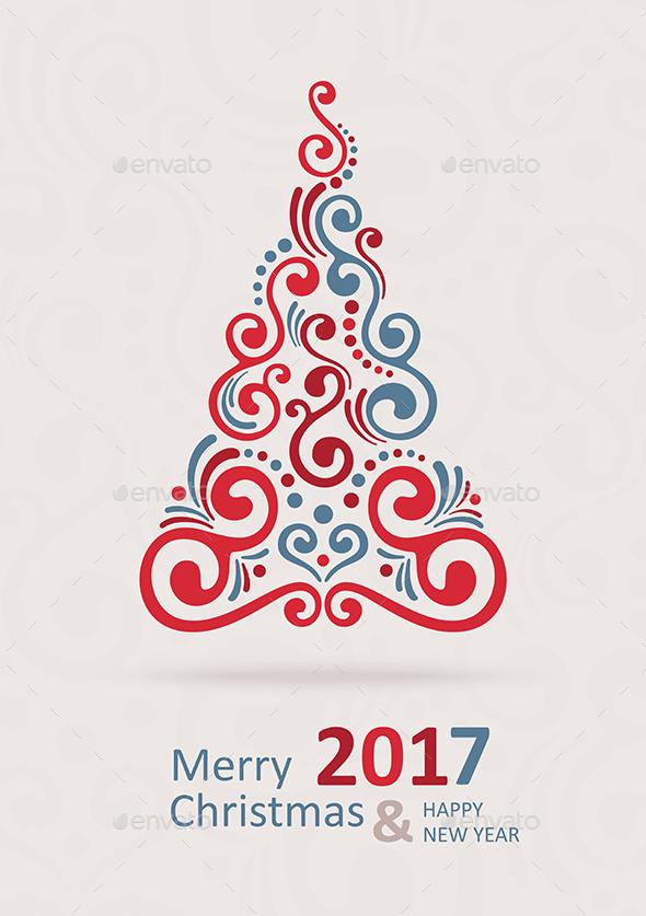 Merry Christmas Card 2017