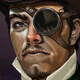 Steampunk Characters Icons