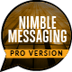 Nimble Messaging Bulk SMS Marketing Application For Business Pro Version