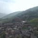 Longsheng Village and Terraced Rice Field