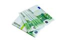 Money euro isolated