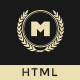 Minicon - Minimal HTML Template