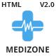 Medizone - Health & Medical Responsive HTML5 Template