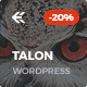 Talon - Responsive WordPress Theme