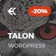 Talon - Responsive WordPress Theme