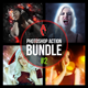 Photoshop Action Bundle 2-Graphicriver中文最全的素材分享平台
