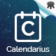Calendarius - Comprehensive & modern calendar plugin for WordPress
