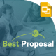 Best Proposal Google Slides Template