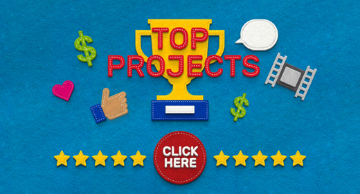 MY TOP PROJECTS