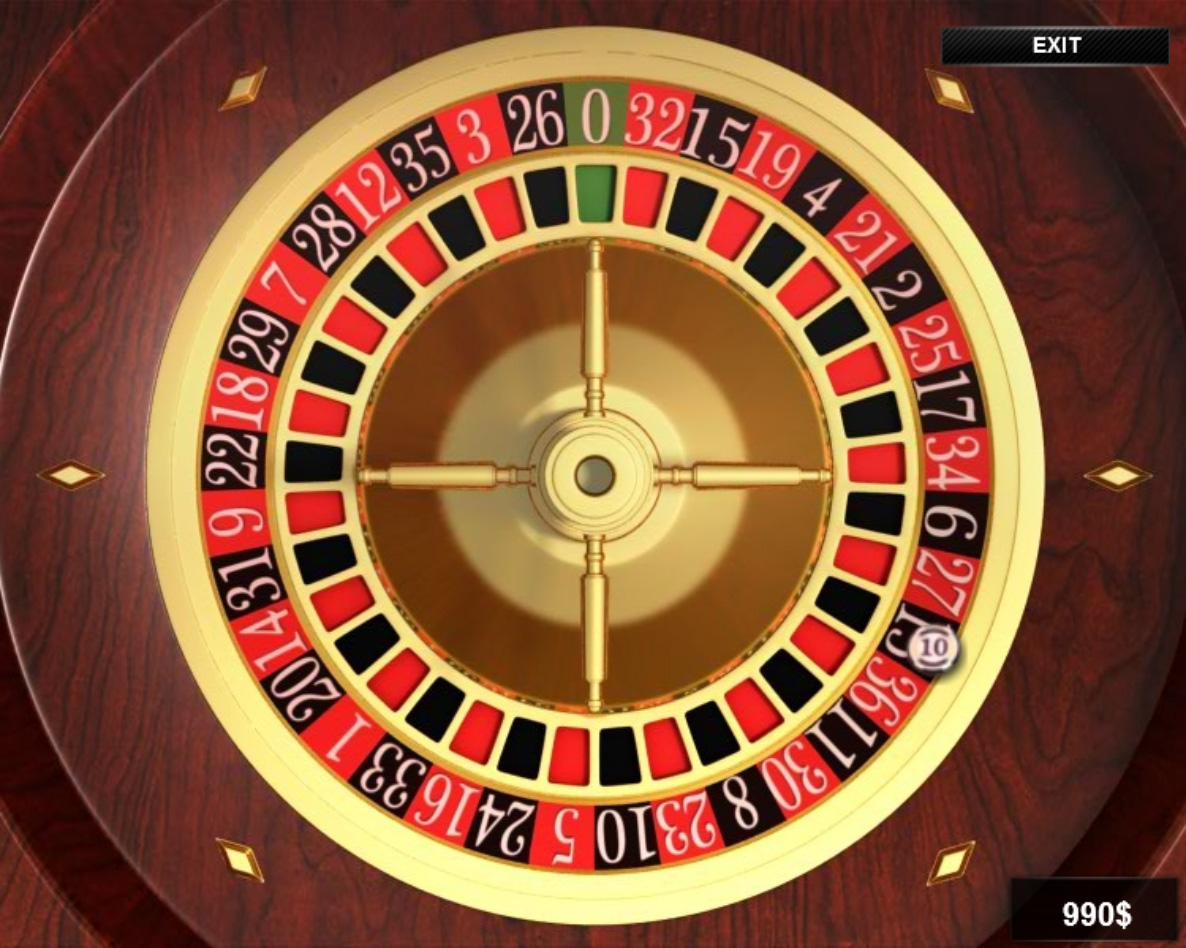 russian roulette casino game