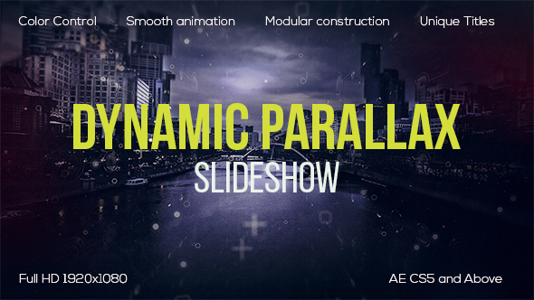 Dynamic Parallax (Abstract)