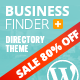 Download Business Finder: Directory Listing WordPress Theme from ThemeForest