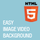 Easy Image Video Background