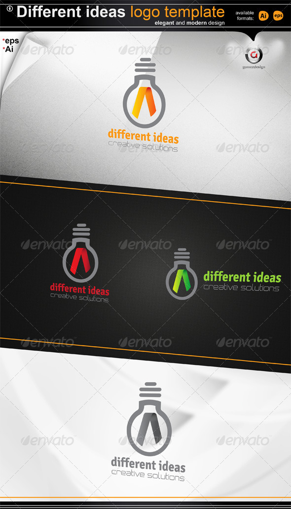 ... different ideas logo template 1879211 logo template symbols