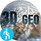 3D Geographical Map