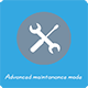 Advanced maintenance mode