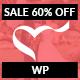 Flora - WordPress Wedding Theme