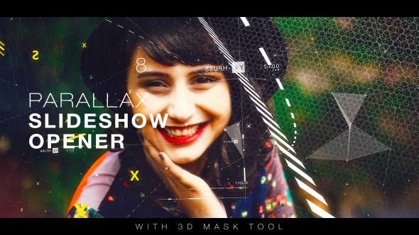 Download Parallax Slideshow Opener nulled download