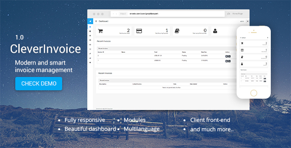 Download CleverInvoice - Smart Invoice Management nulled download