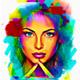 Watercolor Artistic Photo Manipulation