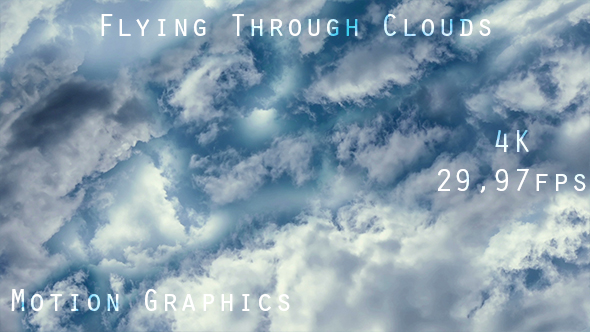 Download Flying With A Spin Through Clouds nulled download