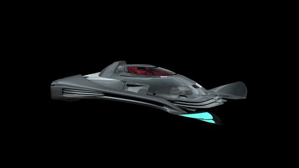 SpeedFly - 3DOcean Item for Sale