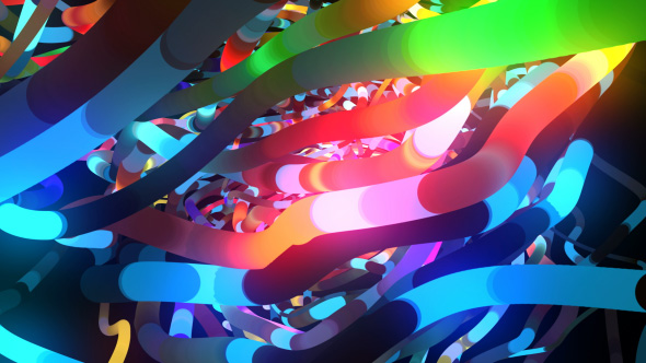 Download Fluorescent Snakes Lights VJ Loop nulled download