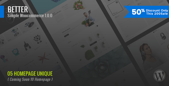 Download Better - eCommerce WordPress Theme for WooCommerce nulled download