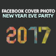 New Year Eve Party Facebook Cover Photo
