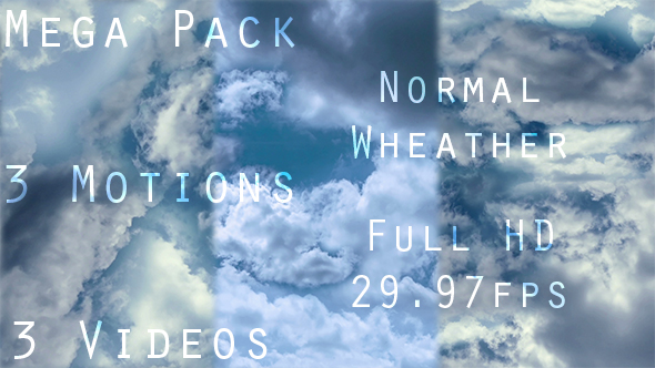 Download Clouds In Calm, Normal Wheather nulled download