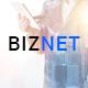 BIZNET_Corporate / Business Responsive Muse Template