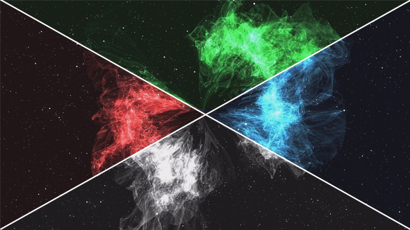 Download Mono Color Beautiful Space Nebula 4 Pack nulled download