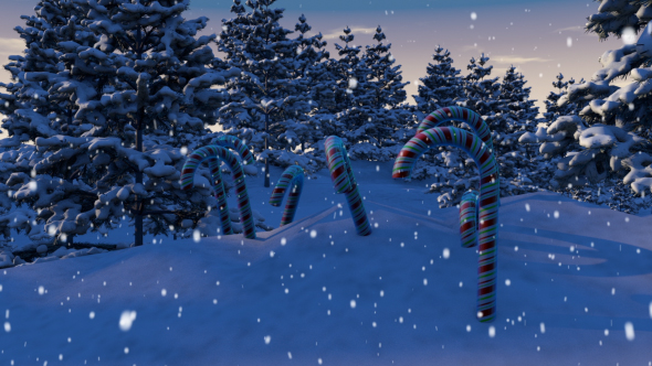 Download Snowy Forest  nulled download