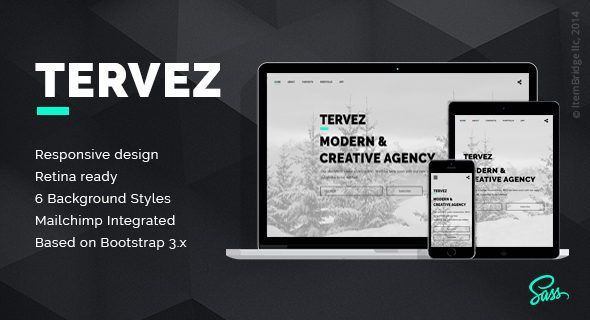 Download tervez creative coming soon maintenance for Maintenance mode html template
