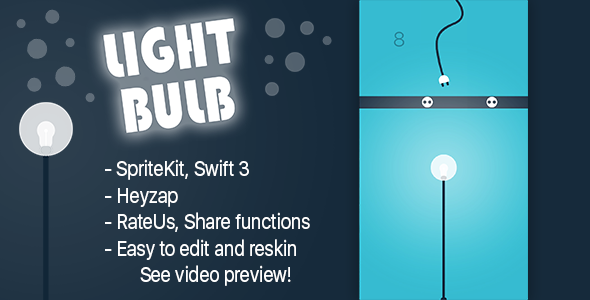 Light Bulb - CodeCanyon Item for Sale