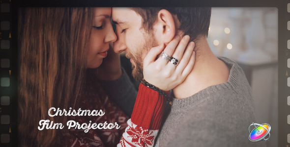 Download Christmas - Film Projector nulled download