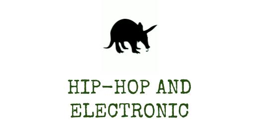 Hip-Hop and Electronic