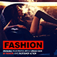 50 Fashion Light Photoshop Action