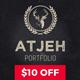 Atjeh - Responsive Creative Portfolio