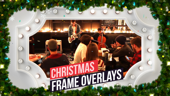 Download Christmas Frames Overlay nulled download