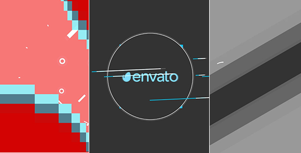 VideoHive 2D Shape Intro Reveal 16889270